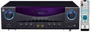 Pyle-Home PT590AU 5.1 Channel 350 Watts Home Theatre Built-In AM/FM Radio/USB/SD Card HDMI Amplifier Receiver