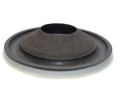 30cm Kevlar Pulp Subwoofer Cone with Foam Surround - For 10cm Voice Coil