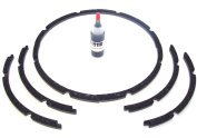30cm Pro-grade Rubitex Speaker Gaskets-adhesive Included