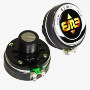 EMB ESM1 400W Max Power Compression Tweeter WORKS FOR JBL, Peavey, Cerwin Vega, Gemini, EMB, BMB, Pyle-Pro, Mr.DJ & MANY BRANDS!