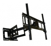Unibrak UNB 550 Dual Arm Articulating Cantilever LCD Plasma LED TV Wall Mount 37 ,42 ,50,150cm extends 80cm Sony LG Panasonic for for for for for for for for for Samsung Pioneer