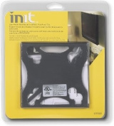 INIT Flush Wall Mount for Most 33cm - 80cm Flat-Panel TVs