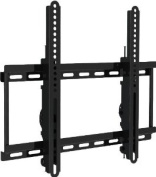 Pinpoint Mounts VM211-Black Universal TV Wall Mount with Tilt for 100cm Screens, Black
