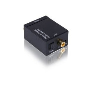 Portta PETDTA 2.1 Digital Coax and Optical Toslink to Analogue 5.1 Audio Converter