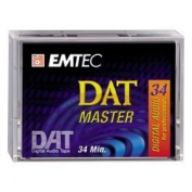 EMTEC DAT Master 34 Minute DAT Tape