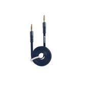 Amzer 3.5mm AUX Auxiliary Male to Male Audio Stereo Cable - 0.9m