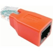 Cat-6 Crossover Adapter RJ45 Male to Female