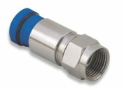 Thomas & Betts Rg6 Compression Connectors Regular Snap-N-Seal® Pack of 50