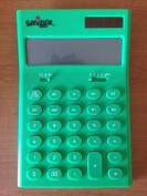 Smiggle Electronic Calculator - Green