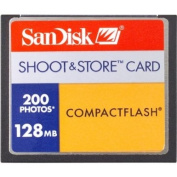Compactflash Card 128MB