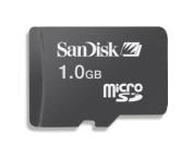 SanDisk 1 GB MicroSD Card