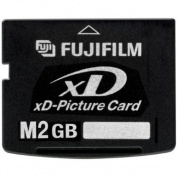 Fujifilm 2 GB XD Flash Memory Card