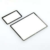 GGS BF Model LCD Screen Protector glass for NIKON D800 Main LCD + Info LCD