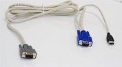 ConnectPRO SPA-06U Easy Connect USB KVM Cable for SL2-116A Only