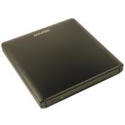 Pawtec Slim External Aluminium Slot-Loading BDXL Blu-Ray Writer / Burner