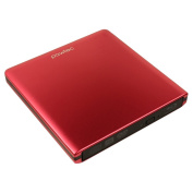 Pawtec External USB 3.0 Aluminium 6X BDXL Blu-Ray Writer / Burner