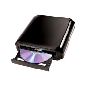 I/Omagic External DVD +/- R/RW Drive (24x) (Dual Format/Double Layer) IDVD24DLE