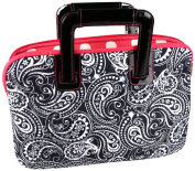 Studio C Fresh as a Paisley collection 41cm Laptop Sleeve with Handles