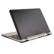 iPearl mCover Hard Shell Case for 29cm for Samsung Chromebook (Wi-Fi or 3G) laptop - Black