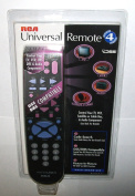 RCA (RCUSAT1) Universal Remote Control 4 Devices Dbs Satellite Systems.