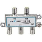 4-Way Solder Back Splitter 5-1000 MHz