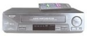 Sharp VC-A410U 4-Head VCR