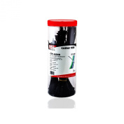 NSI Industries CTP-650B 650 Piece Cable Tie Canister Pack, UV Black