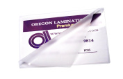 Qty 200 5 Mil File Card Laminating Pouches 3-1/2 x 5-1/2 Hot Laminator Sleeves