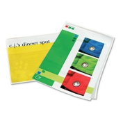 Laminating Pouches 3 mil 12 x 18 25/Pack