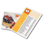 Laminating Pouches - 3 Mil Extra Small Menu Size (29cm x 44cm ) - 100/box