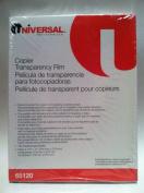 Universal Plain Paper Copier Transparency 65120