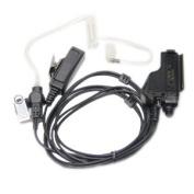 EmBest Covert Acoustic Tube Earpiece Headset Mic Compatible For Motorola Mtx838 . Mtx 900, Mtx960, Mtx 8000, Mtx9000 Mtx-Ls, Mtx-B5, Mtx-B7
