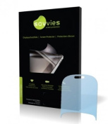 Savvies Crystalclear Screen Protector for LG Electronics Octane, Protective Film, 100% fits, Display Protection Film