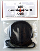Lens Cap for Nikon AF-S DX NIKKOR 18-55mm f/3.5-5.6G VR Camera Lens - Replacement