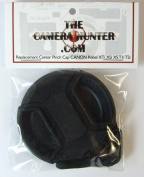 Centre Pinch Lens Cap for CANON EOS Rebel XTi XSi XS T1i T2i Lens Replacement