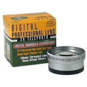58mm 2x Telephoto Lens