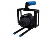 Opteka CXS-500 X-Cage Pro with Handgrip and Rail System for all DSLR cameras