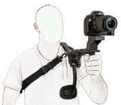 DLC Video Stabiliser with Grip and Quick Release