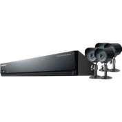 for for for for for for for for for for Samsung SDE-3004N 4 Channel DVR Security System with 500 GB HDD