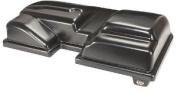 Chevy, GMC, Cadillac Q-Customs Custom Subwoofer Enclosure UNLOADED for 1-25cm Sub Q-Logic GMA110-Black