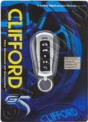 Directed Electronics 7151x Clifford 5-button Remote