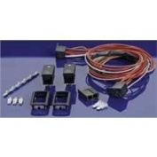 SPAL Illuminated 2 Switch Kit With Individual Frames Universal - SPAL 33040121