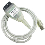 MINI VCI J2534 V8.10.021 for OEM TOYOTA Cable & Software TIS Techstream 2013 Newest