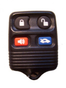 2003-2006 Ford T-bird Keyless Entry Remote Fob Clicker With Do-It-Yourself Programming and eKeylessRemotes Guide