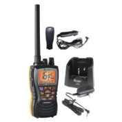 Cobra MR-HH500FLT BT Floating VHF Radio with Bluetooth Wireless Technology and Rewind-Say-Again