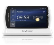Sony Ericsson DK300 Multimedia Dock Desk Stand For Xperia Play - White