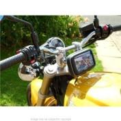 "24mm Sports Bike Motorcycle Fork Stem Yoke GPS / SatNav Mount for Devices with 5"" Size Screens"