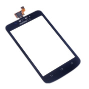 ZTE Avid 4G Metro PCS MetroPCS N9120 Touch Screen Digitizer Glass Panel Black Colour with Free Tools