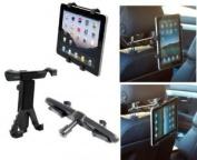 Buybits Headrest Mount for Apple iPad Tablet PC [Electronics]