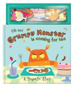 Oh No! Grumpy Monster is Coming for Tea